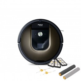 Roomba 980 + total kit